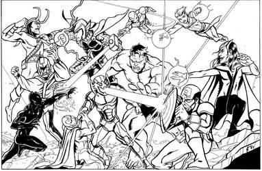 Avengers commission