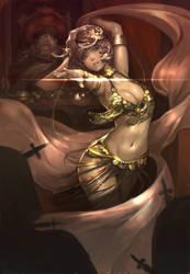 Assassin dancer by no31206