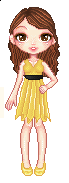 Pixel Doll by Shelby-is-Crazy
