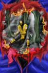 MKX : Scorpion Wins!