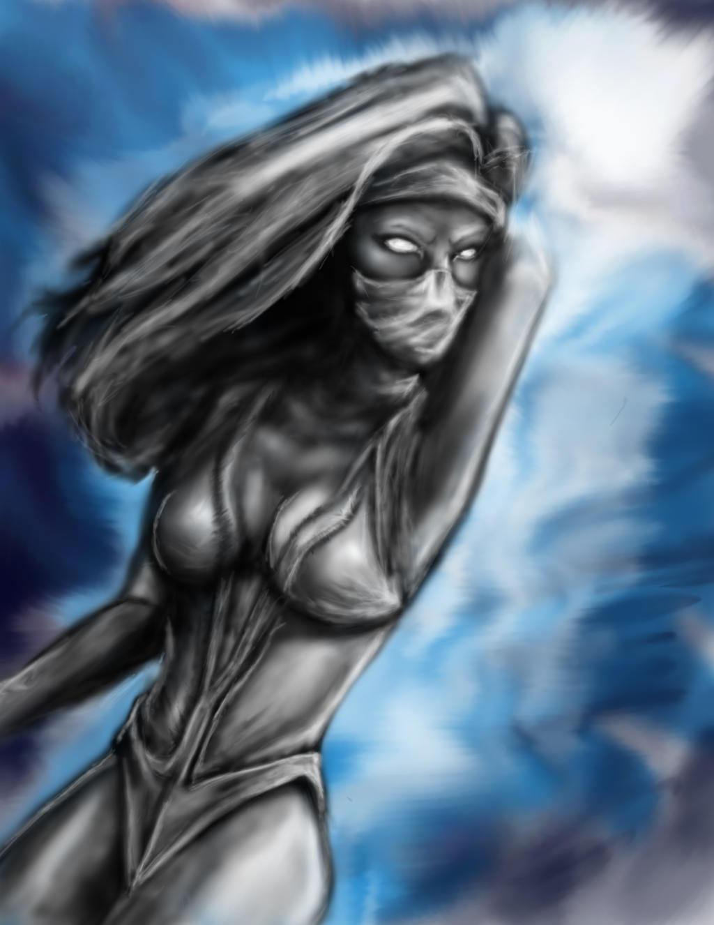 Kitana : Princess Of Outworld