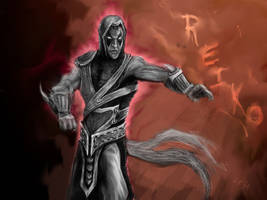 Mortal Kombat - Reiko
