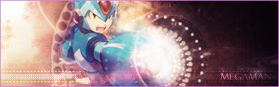 Megaman Signature