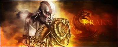 God of War - Kratos Signature