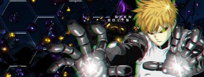Genos 'Ver 1 *One Punch Man*