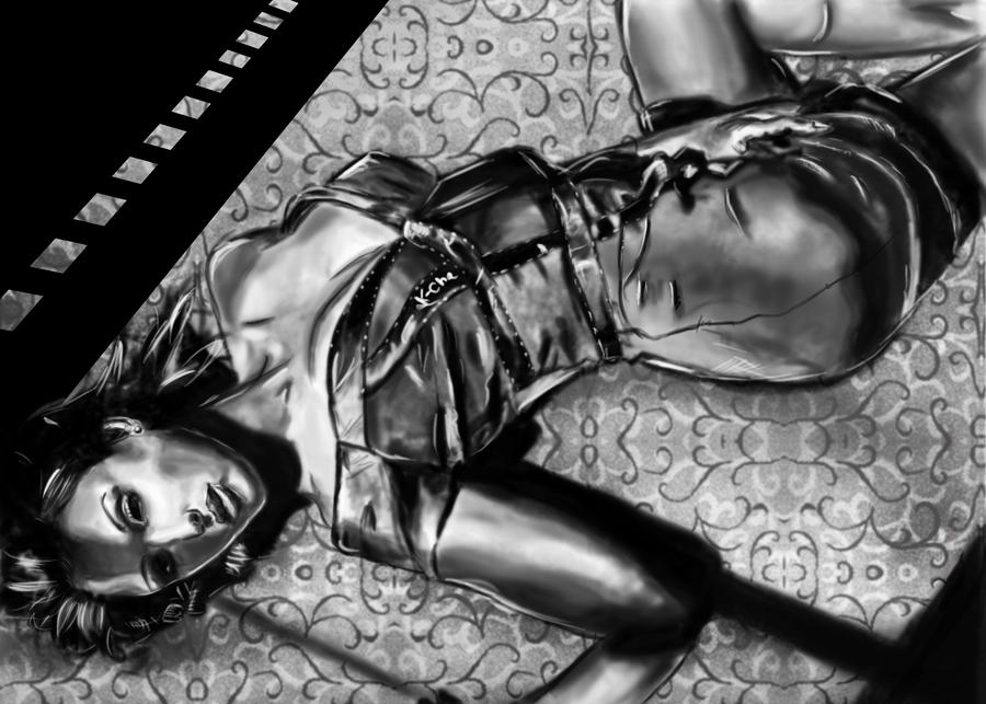 'Jessica Alba by KoutaTheCreator