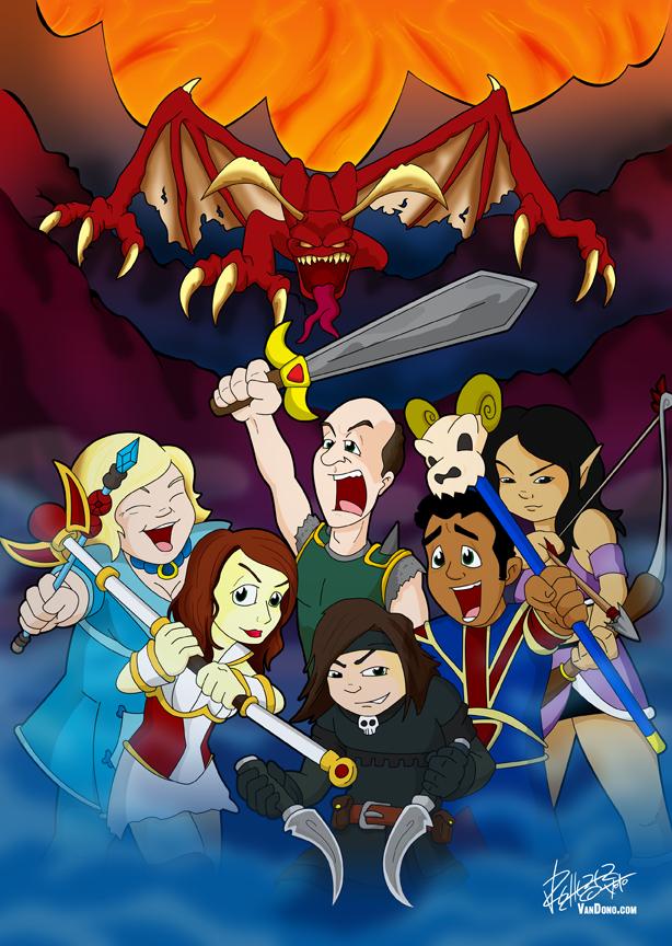 The Guild by donovanscherer