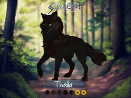 Svajone: Thalia by Creative-Escape