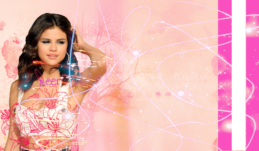 Wallpaper de Selena Gomez by mercedesimp on DeviantArt