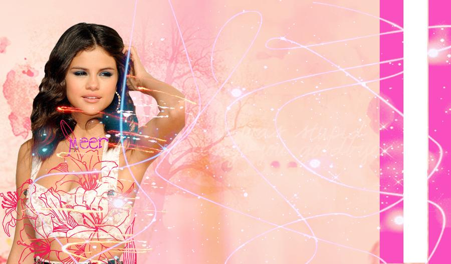 Wallpaper de Selena Gomez by mercedesimp on DeviantArt