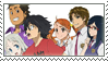 Ano hi Mita Hana Stamp by SpadaStamps