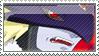 Beelzebumon Stamp by SpadaStamps