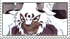 Blizzarmon Stamp by SpadaStamps