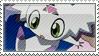 Calumon Stamp by SpadaStamps