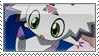 Calumon Stamp by SpadaStamps