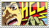 Epic Takuya Stamp by SpadaStamps