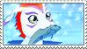Gomamon Stamp