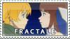 Fractale Stamp 1 by SpadaStamps