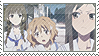 Hanasaku Iroha Stamp by SpadaStamps