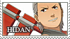Hidan Fan Stamp by SpadaStamps