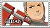 Hidan Fan Stamp by SpadaStamps