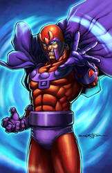 Magneto by GenghisKwan