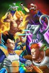 Dragon Ball Z Series 3 Fan Art