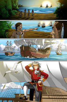 Heritage Mississauga - The Grange - Comic Book