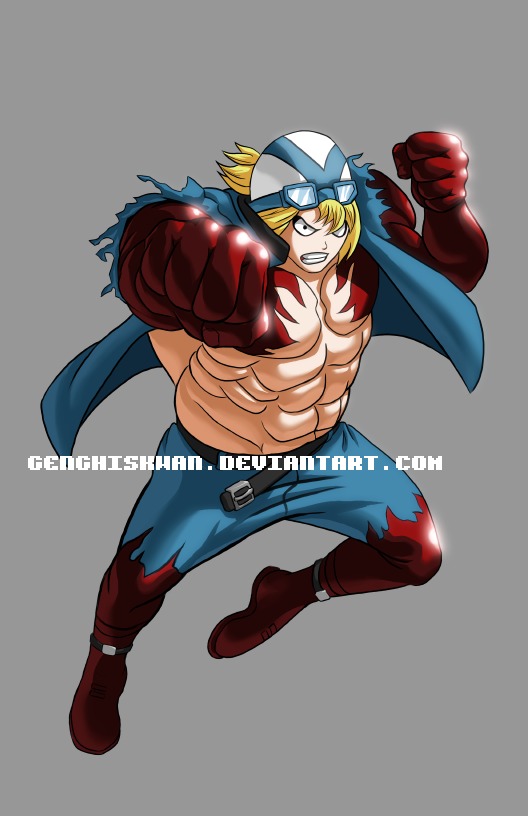 Aozora (just character) $50 by GenghisKwan