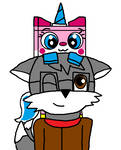 Surprise Unikitty