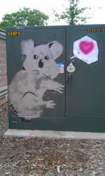 Koala Love by SuspiciousSmirk