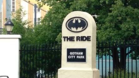 BATMAN: The Ride 1