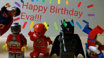 Birthday Gift for Eva