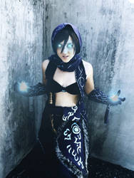 LOL: Prophet(ess) of the Void by Vanoa Cosplay