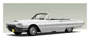 1964 Ford Thunderbird 2009
