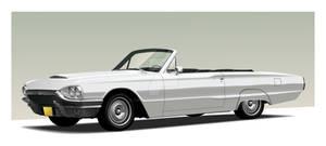 1964 Ford Thunderbird 2009