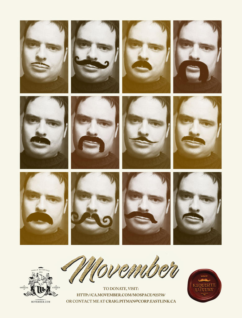"Ifbyphone ""Movember"" 