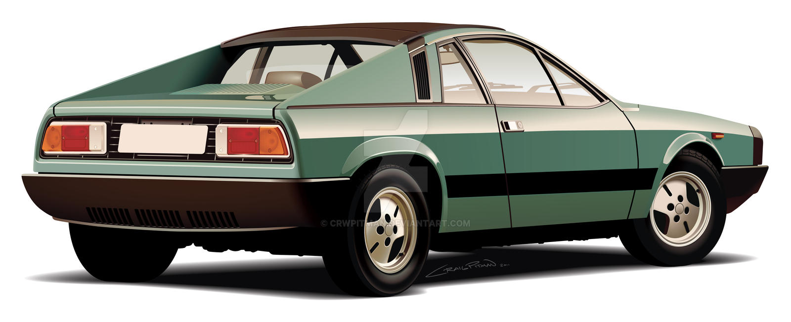 Lancia Beta Monte Carlo By Crwpitman On Deviantart