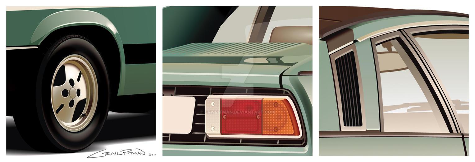 Lancia Beta Monte Carlo Detail By Crwpitman On Deviantart