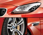 BMW M6 Detail