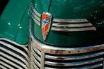 1940 Chevrolet Grille Detail