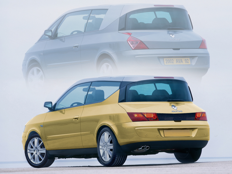 Renault Avantime by CRWPitman