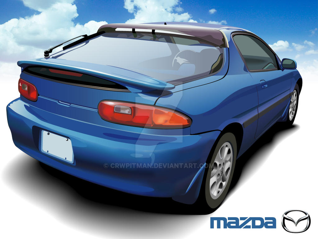 mazda mx 3 precidia by crwpitman on deviantart. Black Bedroom Furniture Sets. Home Design Ideas