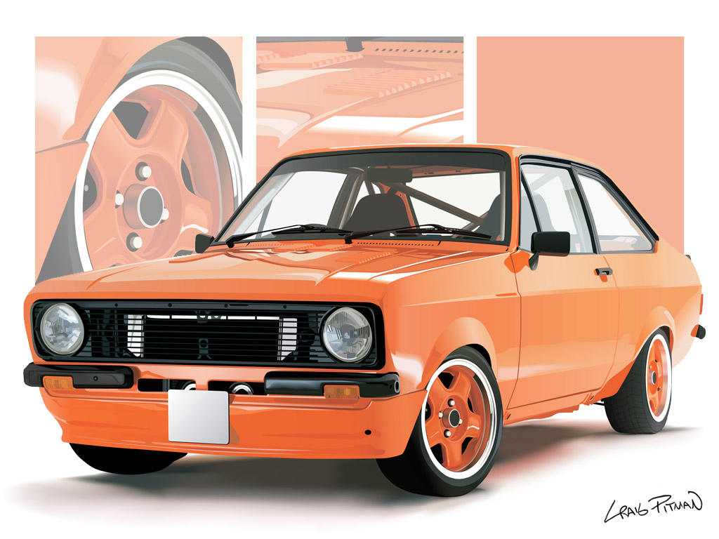 1975 ford escort mkii mexico by crwpitman on deviantart. Black Bedroom Furniture Sets. Home Design Ideas