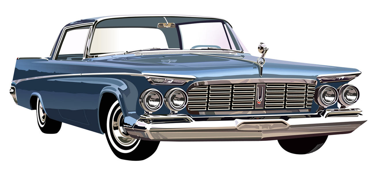 1963 Chrysler Imperial by CRWPitman