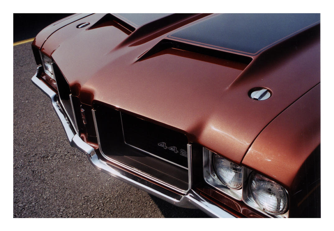 1971 Oldsmobile 4-4-2 by