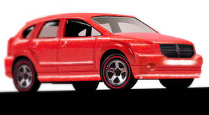 Dodge Caliber 'Hot Wheels'