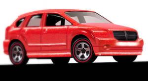 Dodge Caliber 'Hot Wheels'