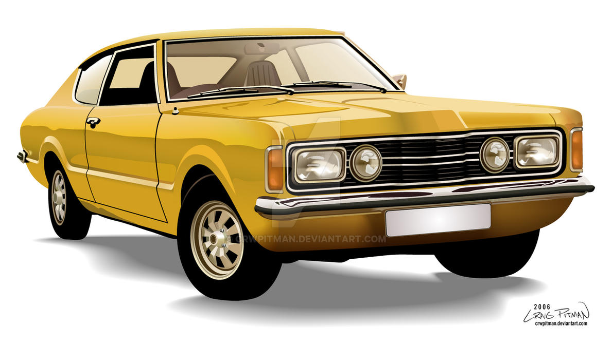 Ford Taunus Coupe by CRWPitman