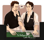 Caffe AU*0* Science Bros!
